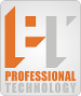 professional technology logo